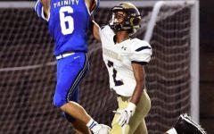 Trinity varsity football team keeps up morale despite tough season