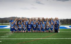 Trinity's girl lacrosse shoots into their season