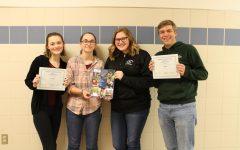 Literary Journal wins awards