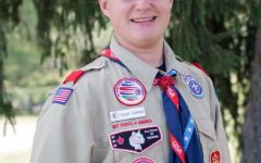Furman soars to Eagle Scout status