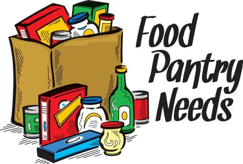 The Food Pantry is located in Room 209 and is available to any student in need.