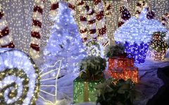 There are plenty of COVID-19 friendly activities to do this year, such as going to see Christmas lights.