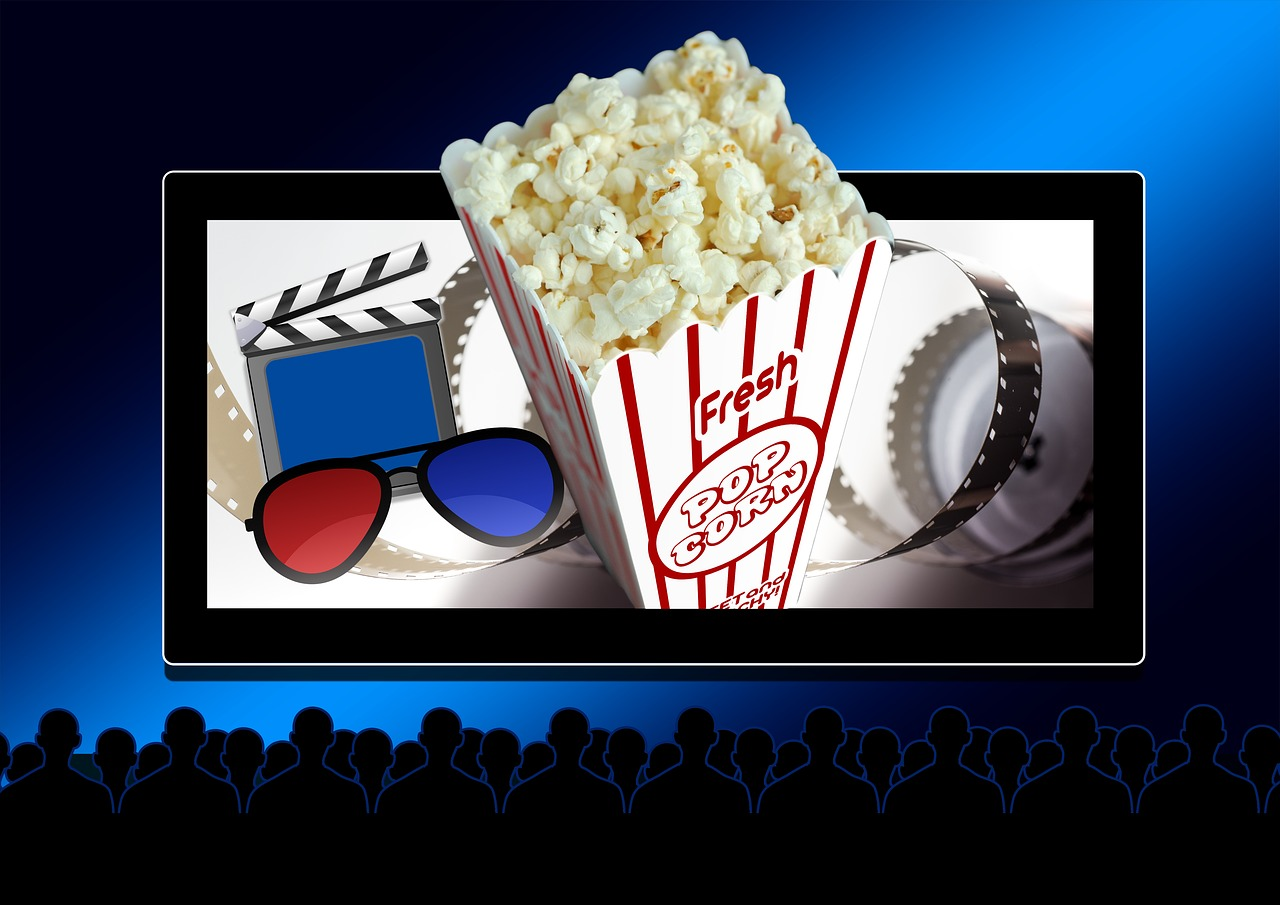 There are countless entertaining movies in theaters this season!