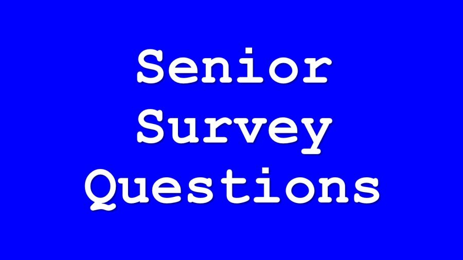 Senior+Survey+Questions