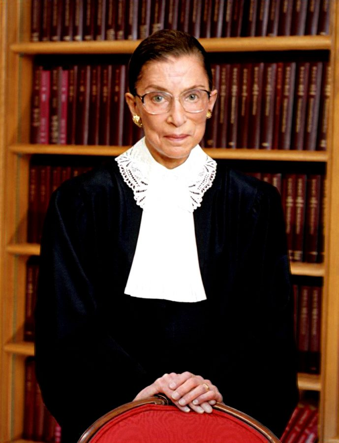 Ruth+Bader+Ginsburg+was+an+icon+in+the+eyes+of+many%2C+and+her+legacy+will+continue++to+guide+visionaries+as+they+blaze+new+trails+to+equality.
