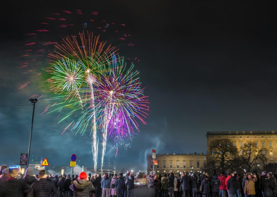 Stockholm%2C+Sweden+celebrates+the+start+of+their+New+Year+with+a+spectacular+firework+display.