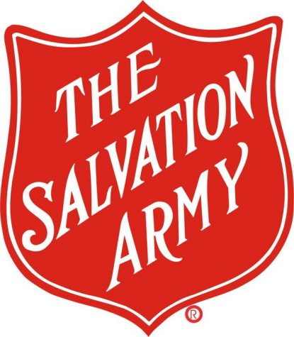 The Salvation Army collects donations like money, clothes, and shoes. The smallest bit can go a long way!