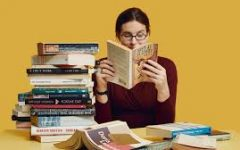 Reading more books is just one of the goals you can achieve while also social distancing!