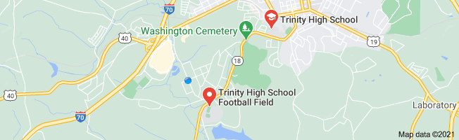 Trinity High School is located at 231 Park Avenue, in Washington, Pennsylvania and was founded in 1925.