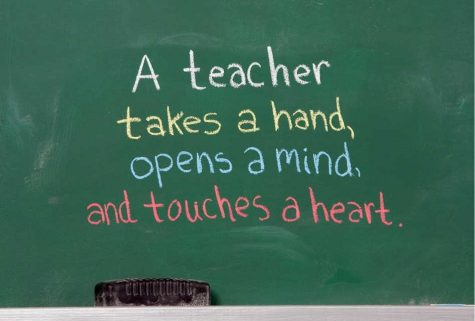 Teachers have worked their absolute hardest this year, so students should be giving back!