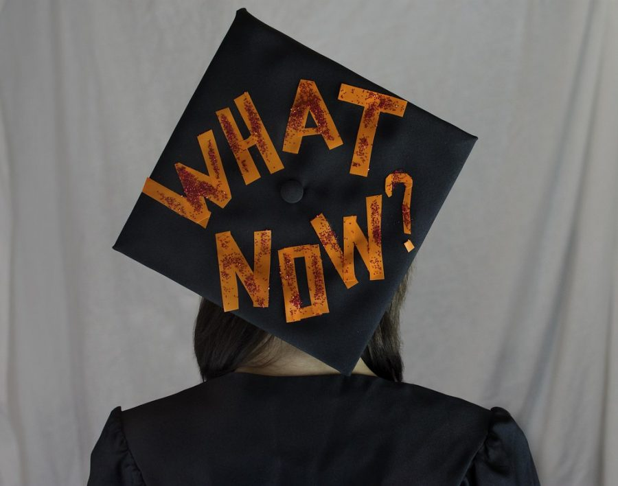 As seniors approach graduation, they must choose a unique path that will lead to success in the future!