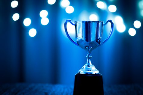 On May 28, the Seniors will celebrate their last day of high school by attending the Awards Ceremony.