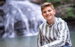 Student of the Month: October - Ethan Iams